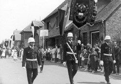 Feuerwehrfest 1964