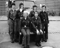 Die ersten Frauen in der Einsatzabteilung