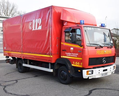 Gerätewagen Logistik (GW-L)