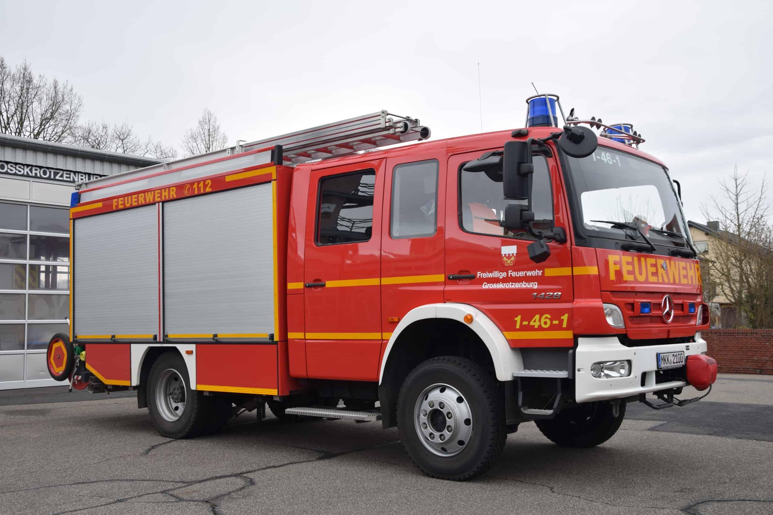Löschgruppenfahrzeug (LF20/16)