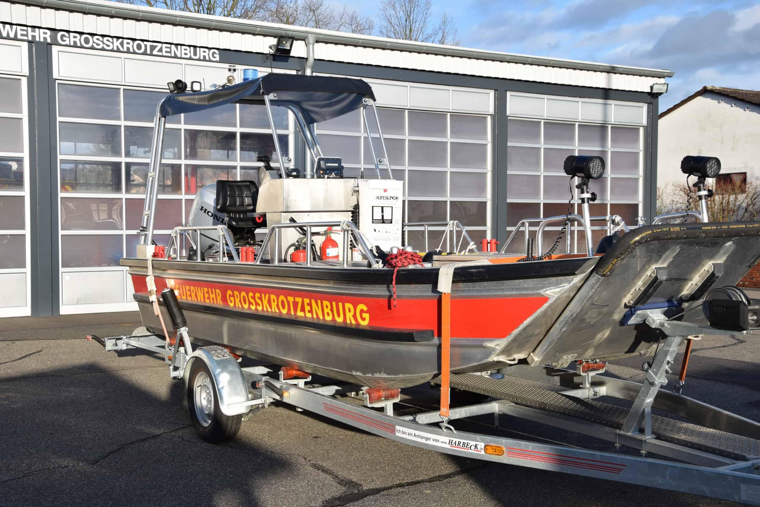 Rettungsboot (RTB)