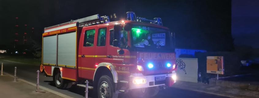 Feuerwehr Fahrzeug 1-46-1