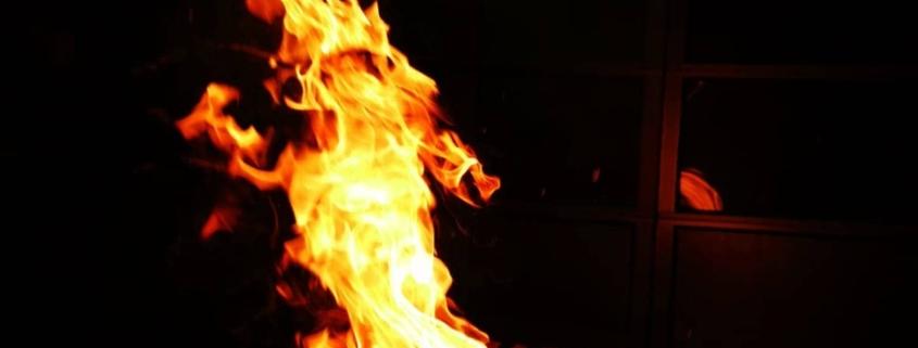 Symbolbild lodernde Flammen